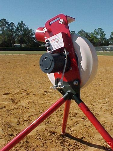 Baseball Pitching Machines: The Advantages