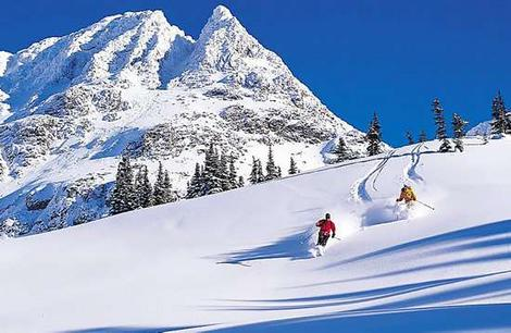 5 Reasons to Ski Whistler, British Columbia